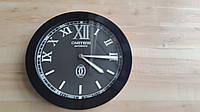 Настенные часы Cartier0001