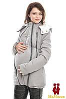 Зимняя слингокуртка 3в1: беременность, слингоношение, обычная куртка