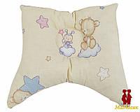 Подушка для новорожденного Бабочка
