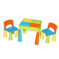 Стол+2 стула Tega Mamut
