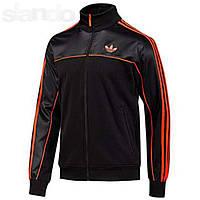 Олимпийка спортивная мужская Adidas O21183 Fabric Mix TT адидас