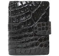 Візитниця з шкіри Крокодила 8х10 см 145069
