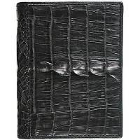 Обкладинка для прав з шкіри Крокодила 8х10 см 145085