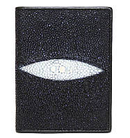 Обкладинка для документів зі шкіри Ската 8х10,5 см 145089