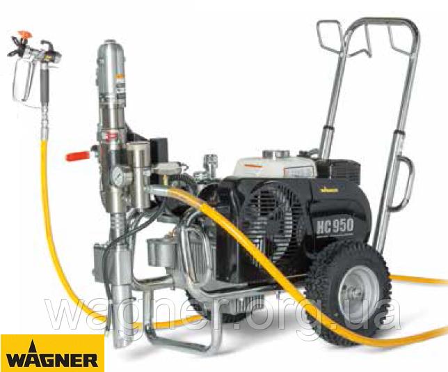 Гидропоршневой агрегат HeavyCoat 950 G SSP (бензиновый двигатель)