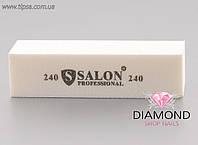 Бафф Salon Professional 240, Цвет Белый