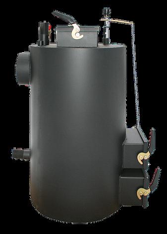 Энергия ТТ 10kW От 30 м2 до 100 м2 На угле и дровах, до 5 суток на одной загрузке Работает без электричества, фото 2