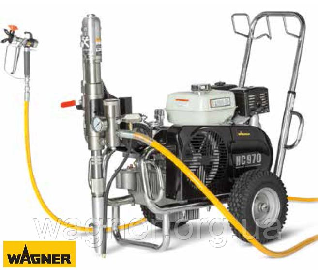 Гидропоршневой агрегат HeavyCoat 970 G (бензиновый двигатель)