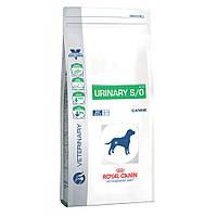 Royal Canin Urinary Dog лечебный корм для собак