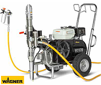 Гидропоршневой агрегат HC 970 G SSP (бензиновый двигатель)