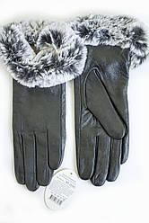 Перчатки Shust Gloves 6.5 кожаные (WP-162682)