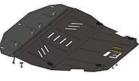 Металлическая (стальная) защита двигателя (картера) Fiat Ulysse I (1994-2002) (V-2,0 HDI), фото 1