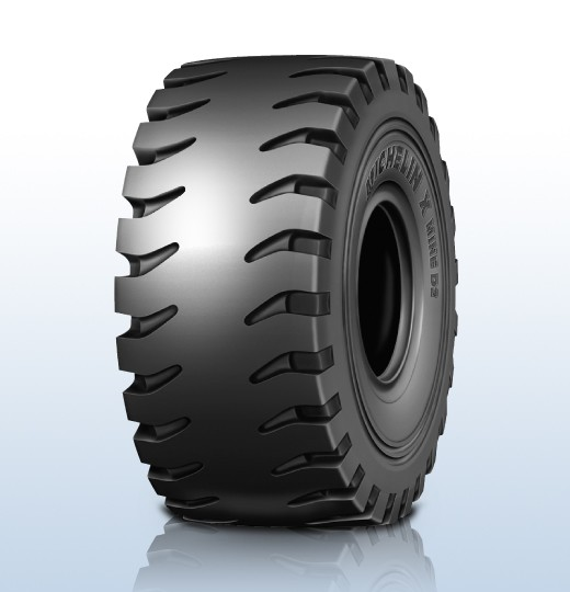 Шина 8.25 R 15 Michelin X MINE D2