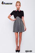 Женское платье с вышивкой Ностальгия, фото 2