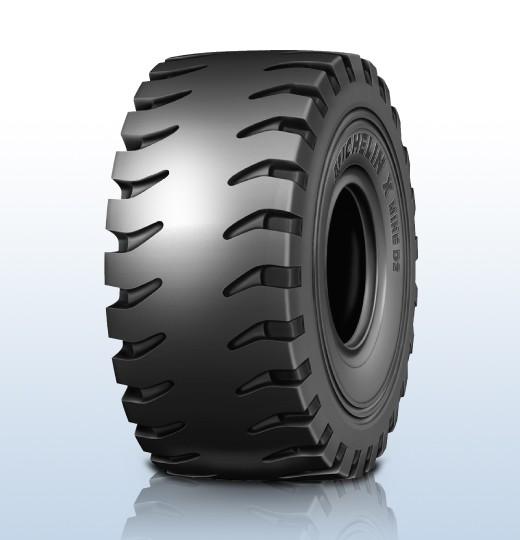 Шина 10.00 R 15 Michelin X MINE D2