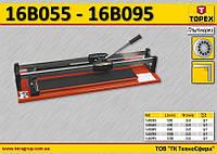 Плиткорез W-265мм., L-600мм.,  TOPEX  16B065