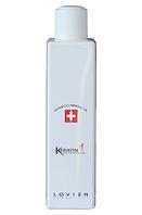 Шампунь с минеральным маслом, Lovien Essential Keratin 1 Shampoo Mineral Oir, 250 мл