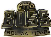 Форма силиконовая Boss 3D Люкс