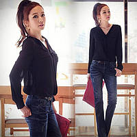Элегантная женская блуза