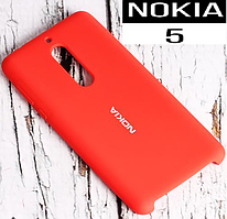 Чехол Silicone Cover для Nokia 5 Dual Sim