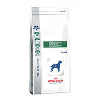 Royal Canin Obesity Dog лечебный корм для собак