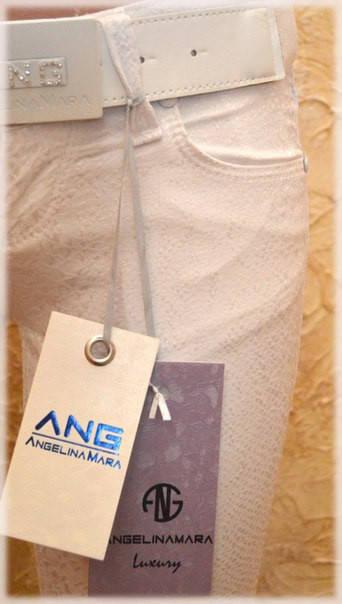 Женские джинсы Angelina Mara123, фото 2