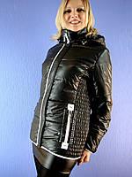 Куртка женская весенняя DEIFY 026 (размер 48-58) Deify, Symonder, Peercat, Decently, Kapre, Covily, Mishele