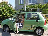Художественное оформление автомобиля