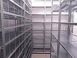 Полочный стеллаж СТМ 2000х1000х400х5п., фото 6
