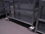 Полочный стеллаж СТМ 2000х1000х400х5п., фото 7