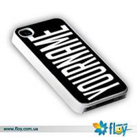 Именной чехол для Samsung Galaxy Note 9