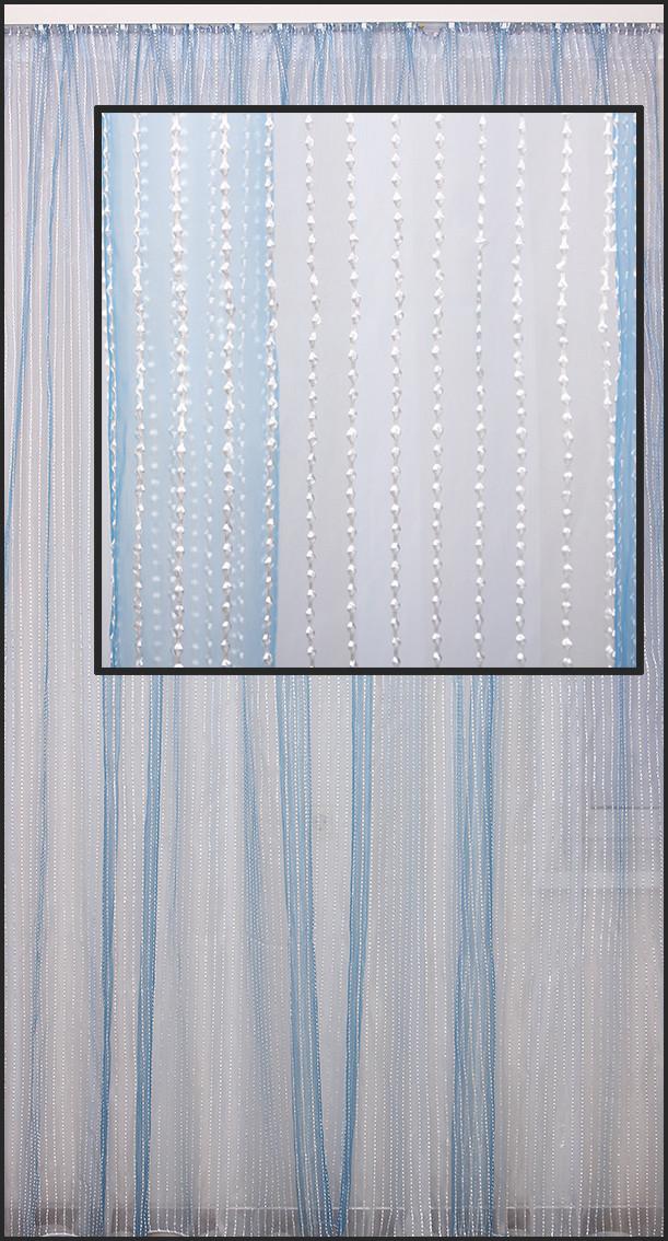 Кисея шторы соломка не дорого(органза)( обработка сторон + 40 грн.)