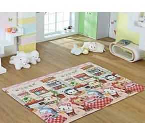ALZIPmat - Игровой коврик PANDA DOG Размер 185х140, фото 2