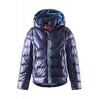Куртка-жилет Reima для мальчика синего цвета Reima