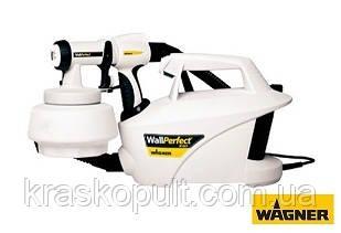 Принцип работы краскопульта WAGNER W665 WallPerfect