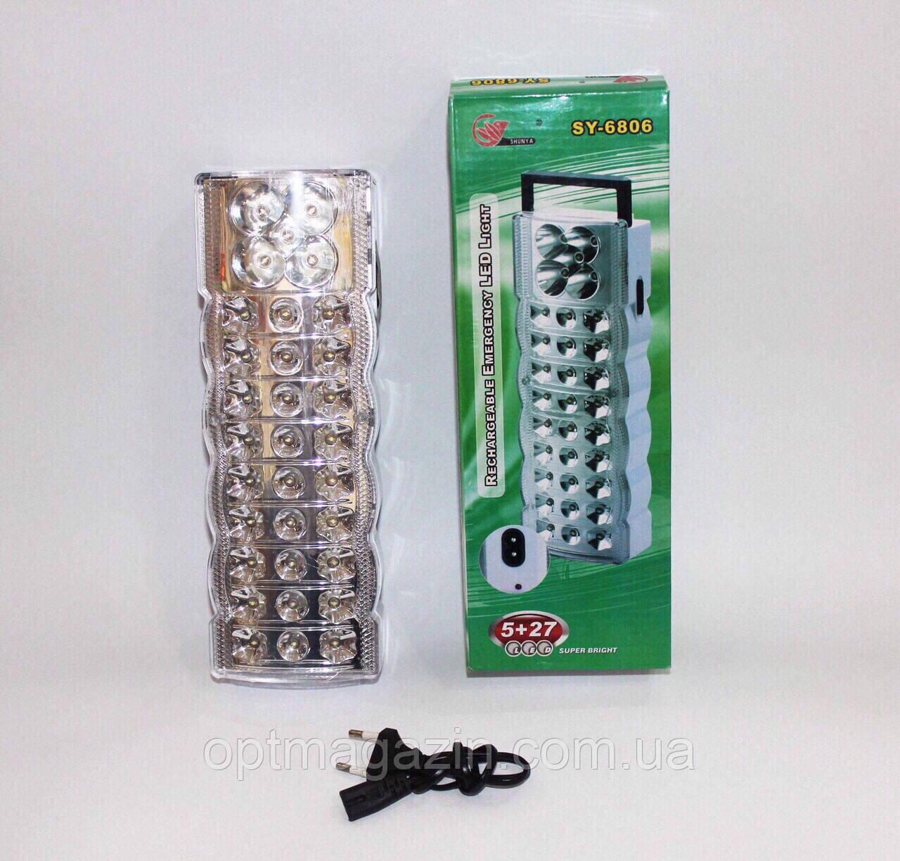 Ліхтарик світлодіодний 6806