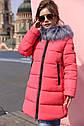 Пальто детское зимнее Вики ТМ Нуи Вери - Размеры 116 - 158, фото 2