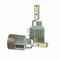 Светодиодные LED лампы головного света H15 72 Watt 7600LM 6000К Cree COB DRL Canbus, фото 1