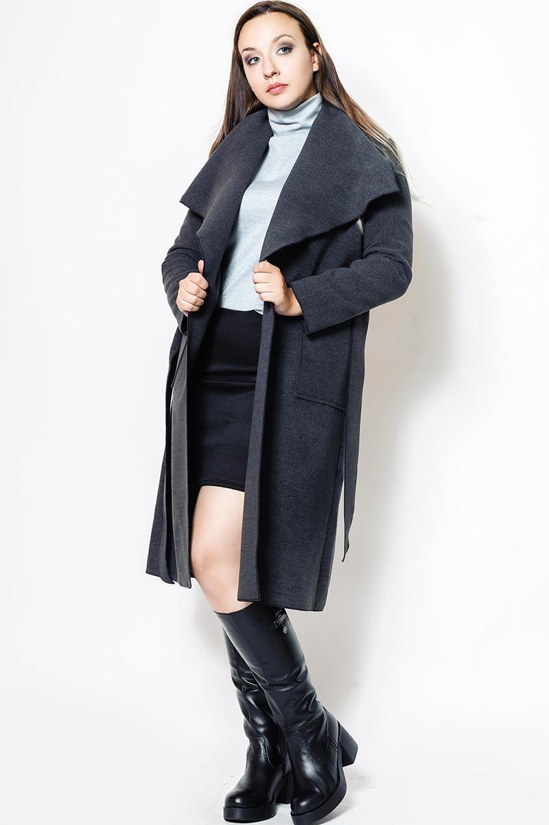 Демісезонне пальто Барселона, графіт