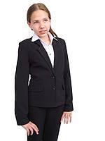 Пиджак школьный для девочки м-922 рост 122-170 , фото 1