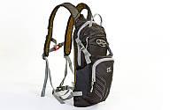Рюкзак спортивный с жесткой спинкой GA-2086 (черный)