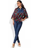 Женский демисезонный костюм с джинсами КТ-302