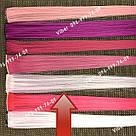 УЦЕНКА!! Нежно розовые пряди волос на заколках, фото 2