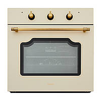 Духова шафа електрична ELEYUS GLORIA 6006 BG (бежевий)+RB, фото 1