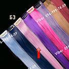 УЦІНКА!! Блідо рожеве волосся на кліпсах, фото 6