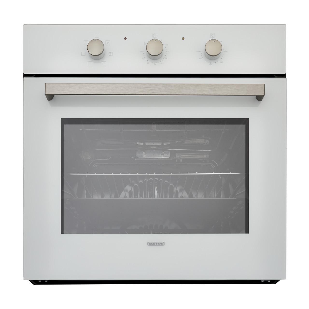 Духова шафа електрична ELEYUS LEONA 6006 WH (білий)