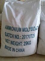 Микроудобрения с высоким содержанием молибдена от 1 кг