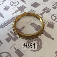 Кольцо синхронизатора КПП ГАЗ 3309 33104 ВАЛДАЙ 5ступ. КПП (ТС) Синхроинзатор ГАЗ (3309-1701148)