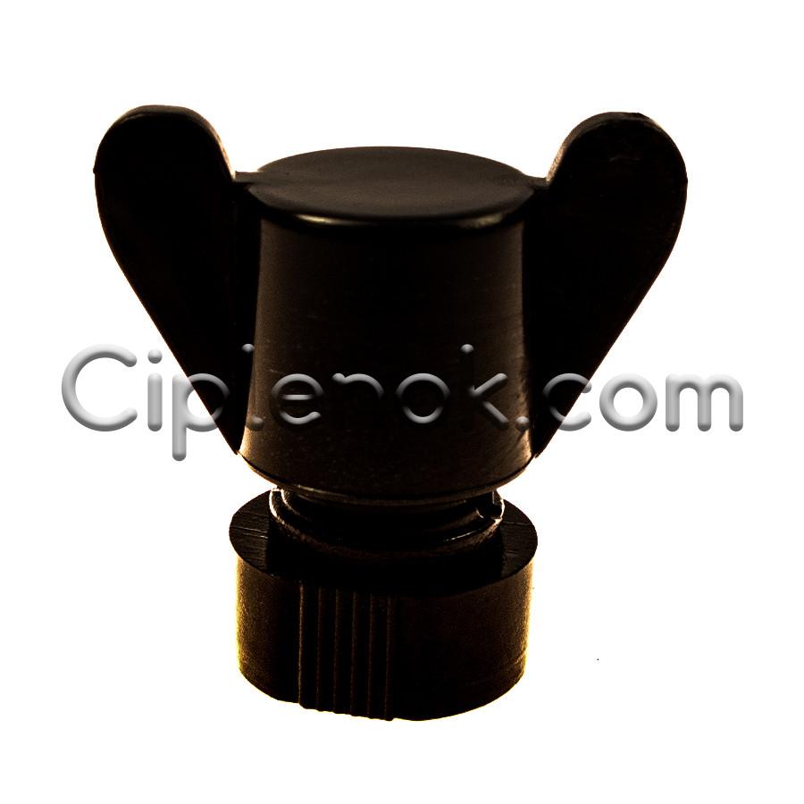 Зажим пластиковый для троса 5 мм (ЗТ-60)