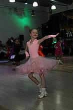 Плаття для бальних танців 120-128 зростання, бейсік, ніжно рожевий